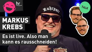 Markus Krebs - Im Hexenkessel I hr Comedy Marathon