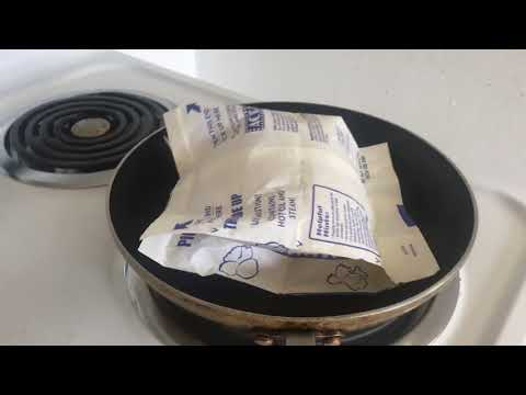 Popcorn and no microwave? No problem!
