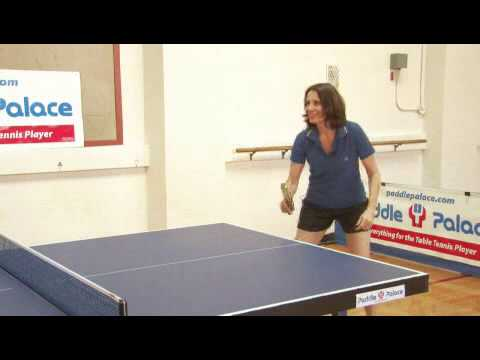 Table Tennis Basic Skills