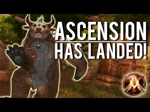WoW Ascension | Ascension Has Landed! - Launch Overview