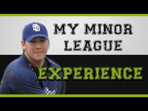 [GETTING DRAFTED] Minor League Baseball and Making it to the Big Leagues!