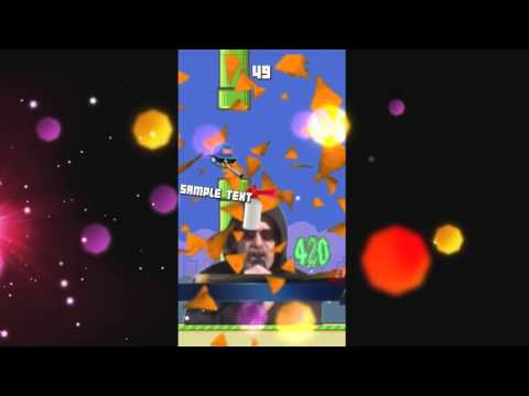 Android Play - Flappy Bird 420 - MLG edition