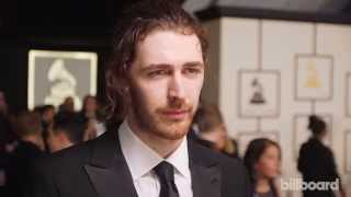 Download Hozier: The 2015 GRAMMYs Red Carpet Video