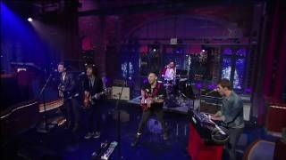 Download Steel Train [HD] - The Late Show with David Letterman Video