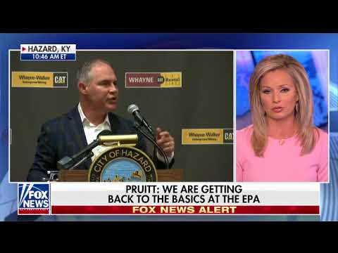 Sean Duffy on Scott Pruitt EPA Deregulation