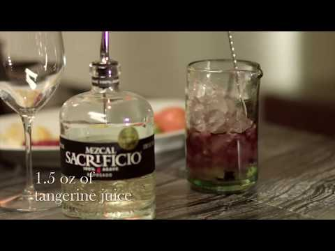 How to Make a Rosa Mexicano Julep Cocktail