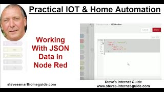 NODE RED || POSTING THE RAW DATA AND APPENDING TO HTML PAGE