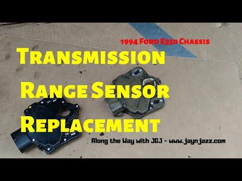 Transmission Range Sensor Replacement