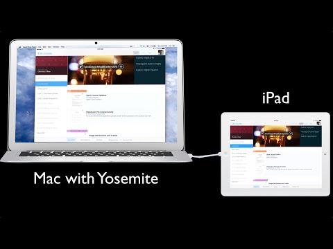 Record iPad Screen using QuickTime on Mac