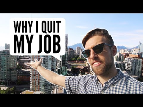 5 Reasons Why I Quit My Job to Start a Business