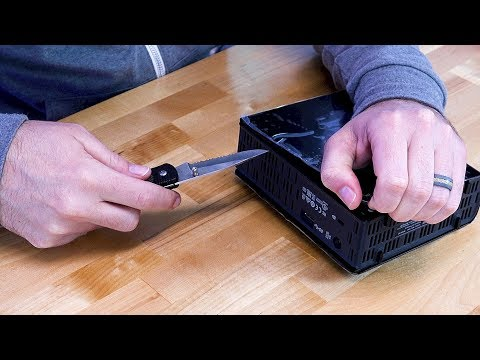 Shucking External Hard Drive Enclosures for Cheap Storage