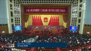 Covid, Hong Kong, Trump : la Chine voit rouge - Reportage #cdanslair 26.05.2020