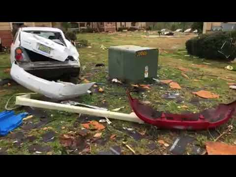 Storm damage across east Alabama: Power outages, volunteers needed in Jacksonville