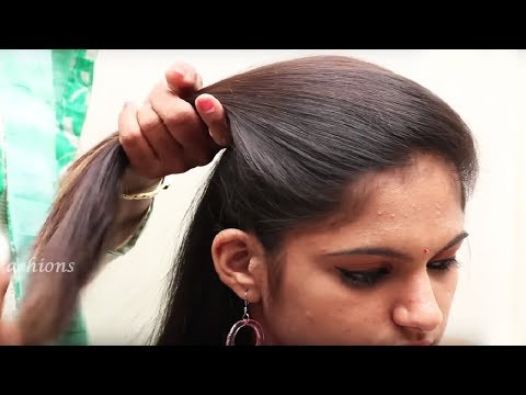 Easy beautiful hairstyle for Long Hair ★ Hairstyle video tutorial 2018 ★ Everyday hairstyles