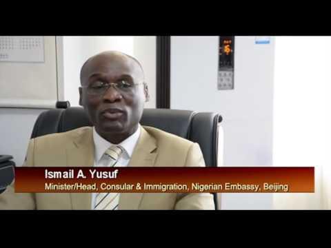 China Nigeria Visa Movement