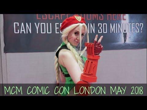MCM COMIC CON LONDON MAY 2018 | COSPLAY, KAWAII FUN