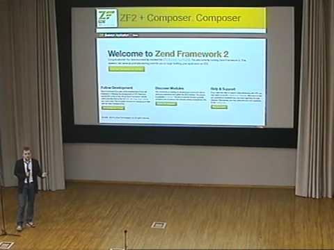 ZFConf 2012: Dependency Management в PHP и Zend Framework 2