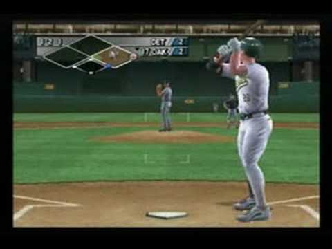 MVP BASEBALL 2005   walk-off homerun