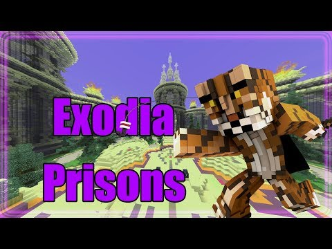 Minecraft Xbox One/Windows 10/MCPE Exodia Prisons Realm Showcase