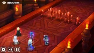 Summoners War - Rift Dungeon Dark Beast A+ rank   Daikhlo