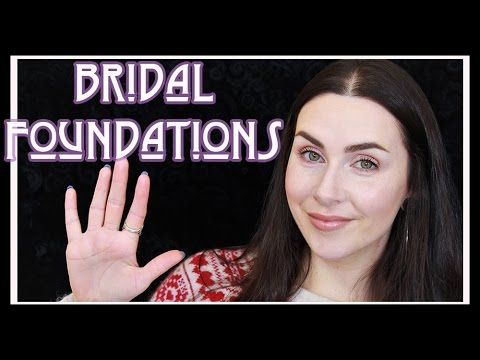 My 5 Favourite Bridal Foundations; Photo Friendly | LetzMakeup