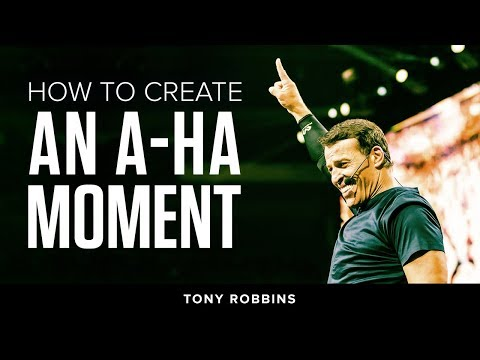 The 3 Steps to a Breakthrough | Tony Robbins Podcast