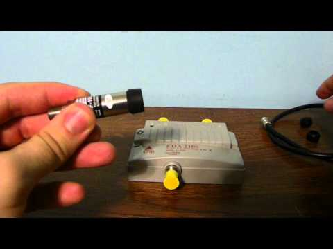 CABLE FILTERS AND AMPLIFIER