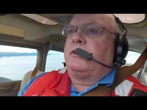 Landing at Stuart Island, WA