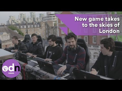 Worlds Adrift: New game takes to the skies of London