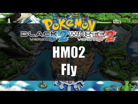 Pokemon Black 2 & White 2 | Where to get HM02 Fly
