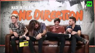 Harry finding Louis EXTREMELY funny [watch this when you
