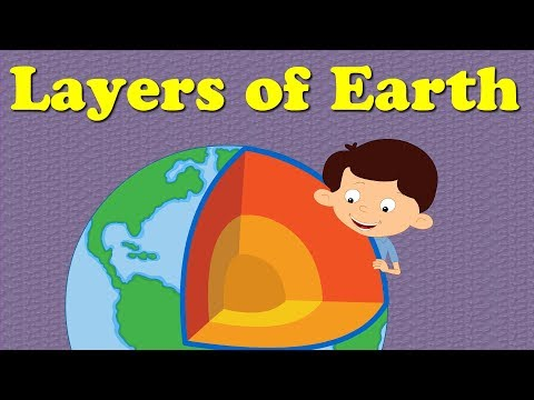 Layers of the Earth for Kids | It's AumSum Time