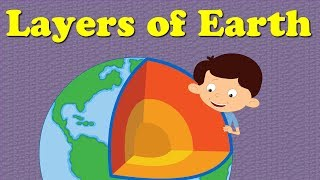 Layers Of The Earth For Kids