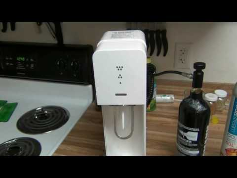Converting Sodastream to Work with Paintball Co2 Tanks