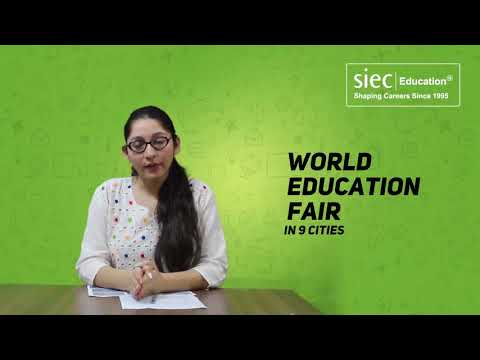 SIEC's World Education Fair 2018 in Mumbai   Study Abroad