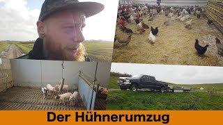 FarmVLOG#275 - Der Hühnerumzug
