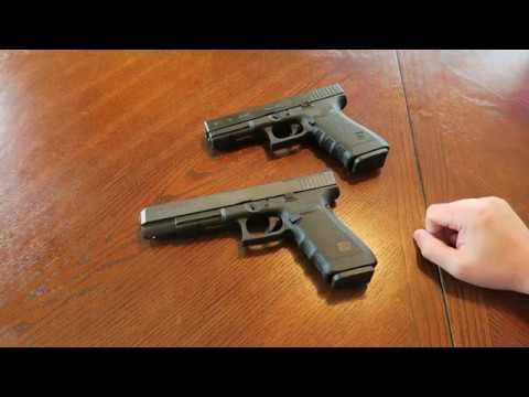 Quick Vid:  Glock 10mm's