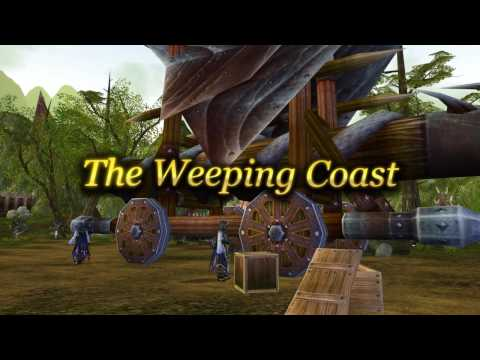 Runes of Magic Chapter II - The Elven Prophecy Weeping Coast Trailer