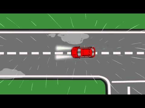 Drive Safely in the Rain Step 10 360p