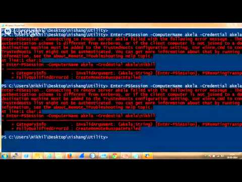 Garage4Hackers Ranchoddas Series Webcast on Powershell for post exploitation