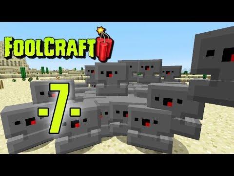 Dansk Minecraft - FoolCraft 3 #07 - Pets og hvordan du finder dem (HD)