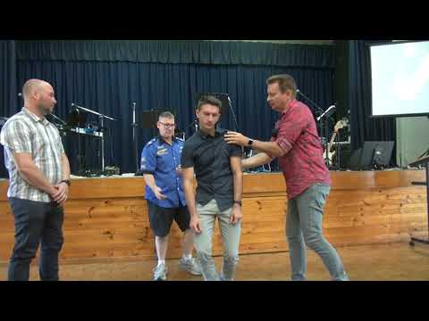 Painful strained back muscles healed & full movement restored - John Mellor Miracles