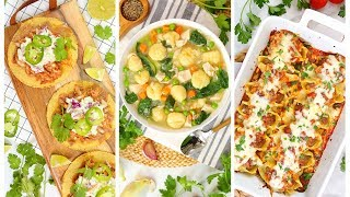 Download 3 Time Saving Dinner Recipes Using Quick & Easy Supermarket Shortcuts Video