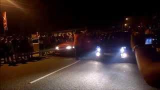 Nissan Skyline GTS-T R33 Vs. Subaru WRX STi 7 - Sri Lanka
