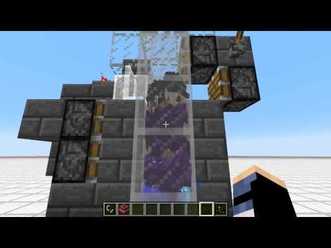 Minecraft Tutorial: Instant Health Potion Farm / Witch Killer (1.8)+