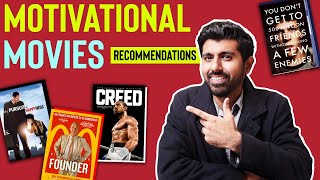 MY LIST OF 10 Best Motivational Movies FOR YOU