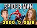 Spider-Man Old Vs New (2000 Vs. 2018) (React Gaming) mp3