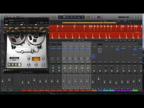 LucidMix - Get Realism In to Programmed Drums!