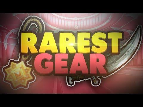 Top 10 Rarest/Best Gear in Wizard101!