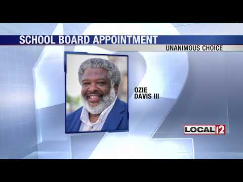 Ozie Davis named newest member of CPS Board of Education